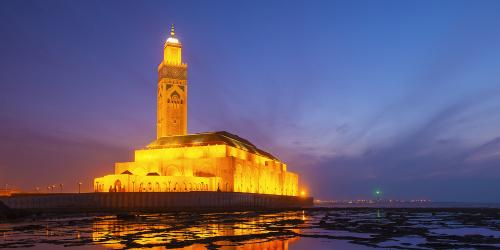 Casablanca, Morocco <br/>(Full Ready Made Package)